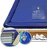 Traumreiter Wasserbettmatratze Dual 100x220 für 200x220 cm Wasserbett 120%...