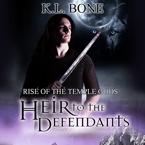 Heir to the Defendants audiobook cover art
