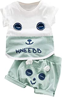 Baby Clothing Sets Waynine Waymine Infant Girl Boy My 1st Easter Letter Bunny Romper+Pants+Hat Set 0-18M