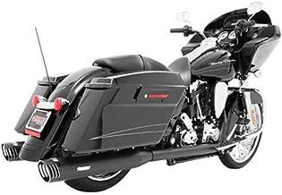 Freedom HD00272 Exhaust (Racing Duals Comp Black Bagger)