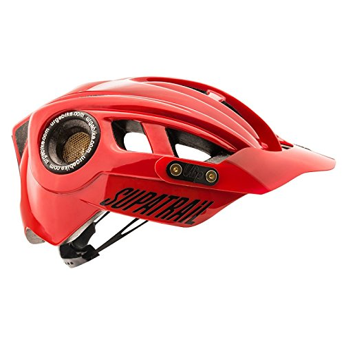 Urge ubp18213 X L Casco de Bicicleta de montaña Unisex, Roj