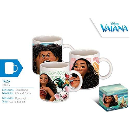 Disney Vaiana - Taza de cerámica, WD17846