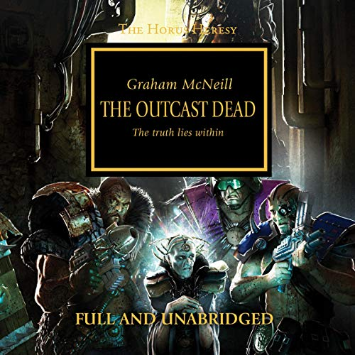The Outcast Dead Audiobook By Graham McNeill cover art