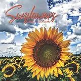 Sunflower Calendar 2022: 16 Months Planner (Sept 2021 to Dec 2022)