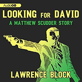 Looking for David cover art