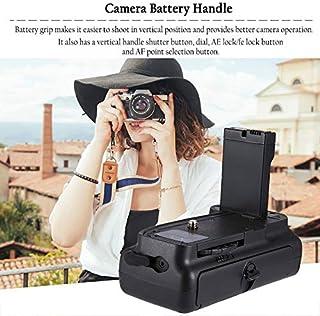 Grip para batería vertical Travor BG-2G MB-D10 para Nikon D5300 D5200 D5100 Adaptador negro