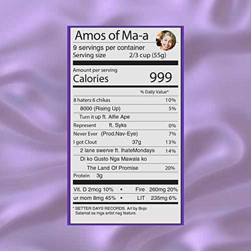 Amos of Ma-a Mixtape [Explicit]