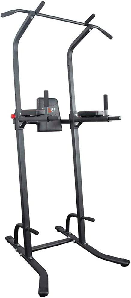 Spart Power Tower Pull Up Dip Station $99.44 Coupon