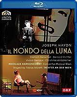 Haydn: Il mondo della luna [Blu-ray] [Import]