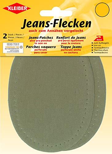 Kleiber 34511 jeans strijkvlekken ovaal, beige