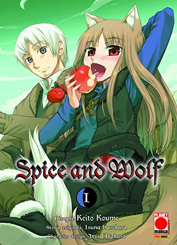 Spice And Wolf 1 Ristampa