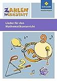 Zahlenwerkstatt Welt der Zahl: Zahlenwerkstatt - Poster und mehr: Lieder - CD -