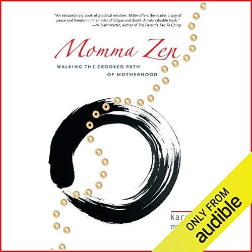 Momma Zen audiobook cover art