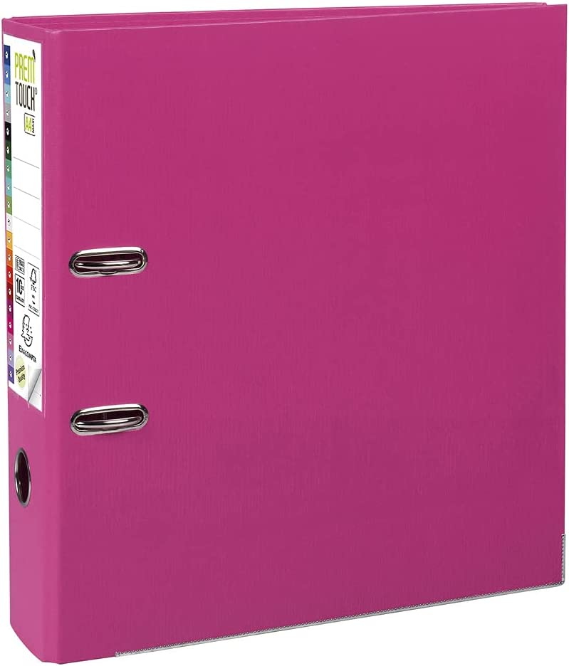 Exacompta Prem'Touch PP Lever Arch Ranking TOP5 File R Popular shop is the lowest price challenge Maxi Spine 80mm A4 -