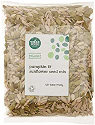 Whole Foods Market Organic Pumpkin and Sunflower Seed Mix, 500g
