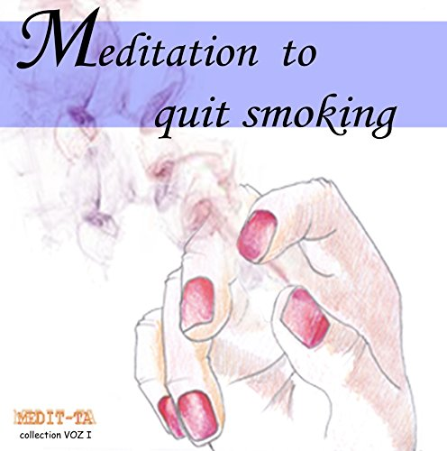 Meditation to Quit Smoking audiobook cover art