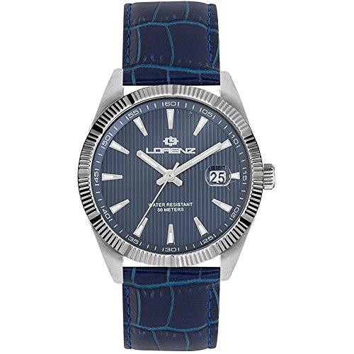 orologio solo tempo uomo Lorenz Ginevra casual cod. 030089CC
