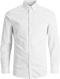 Jack & Jones Men's Jprnon Iron Shirt L/S Noos Formal