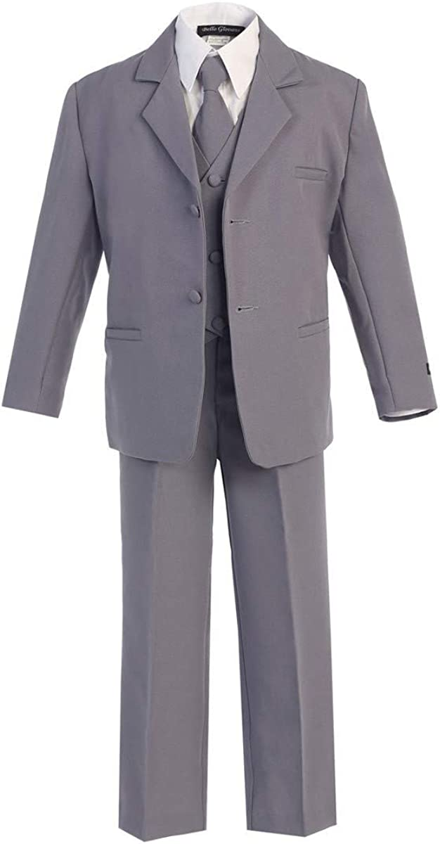 Boston Mall iGirlDress Opening large release sale Boys Formal Dress Suit and with Vest Shirt