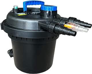Polar Aurora Pond Pressure Bio Filter 13W UV Sterilizer 9000L Koi Water