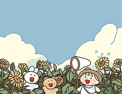 YWOHP Mini Rompecabezas 1000 Piezas 50x75cm Amigos de Hanada Cada Pieza es única Conjuntos de Tiempo Libre para Relajarse en Familia