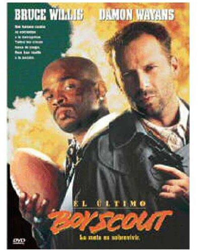 El Ultimo Boy Scout [DVD]