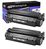 Speedy Inks Remanufactured Toner Cartridge Replacement for Canon S35 (Black, 2-Pack)
