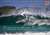 Faszination Surfen (Tischkalender 2020 DIN A5 quer): Faszination Surfen, eingefangen in atemberaubenden Bildern (Monatskalender, 14 Seiten ) (CALVENDO Hobbys) - Martina Cross