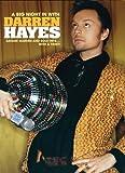 Darren Hayes - A Big Night