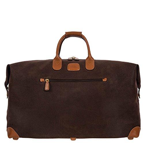 Bric's Life Travel Bag 55 cm brown