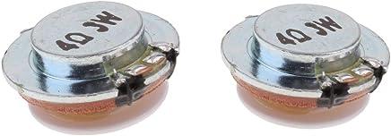 Prettyia 27mm 4OHM Vibration Speaker Novel (Pack 2)