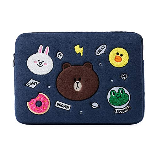 SMZNXF Tablet PC case,Laptop Sleeve Case Bag For Macbook Air Pro 11 13 13.3 14 15 15.6 inch Notebook Bag PC Tablet Case Cover for Xiaomi Air HP Dell,Blue,13,inch