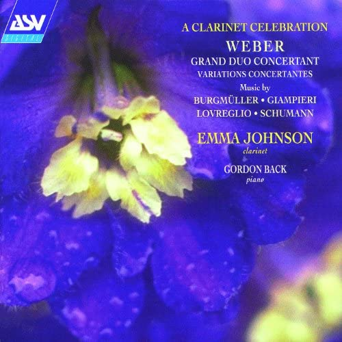 Emma Johnson & Gordon Back