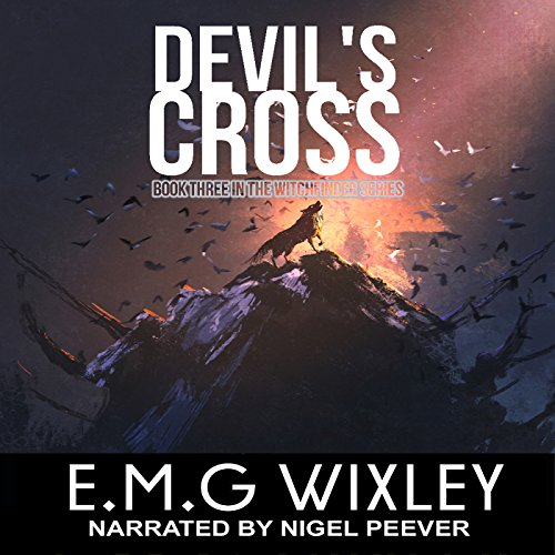 Devil's Cross audiobook cover art