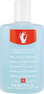 Nail Polish Remover Blue By Mavala 100Ml