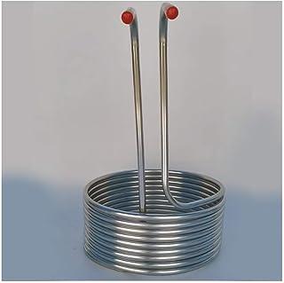 LGR Refroidisseur de moût Super Efficace de Brassage d'acier Inoxydable, Tube de Refroidisseur de moût d'immersion, pièce ...