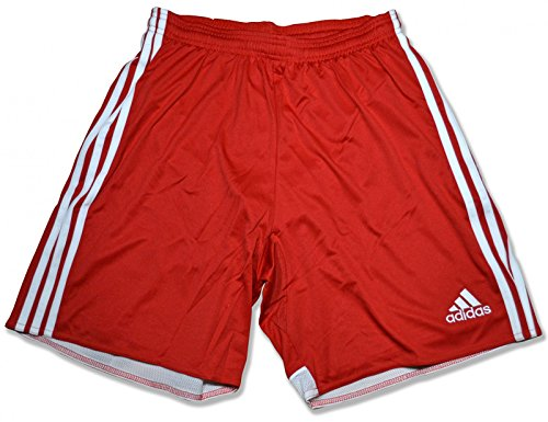 adidas, Pantaloncini da Calcio Regista 14, Uomo, Regista 14, Rot - Rot/Weiß, M