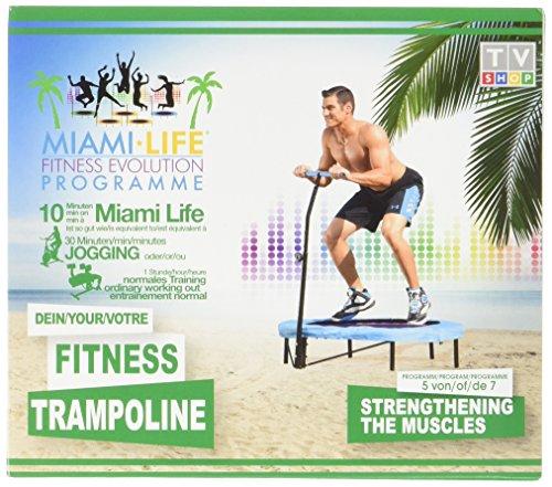 Life Fitness Evolution DVD de Entrenamiento Miami Muscle Training, 5301394000012000