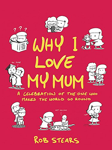 Why I Love My Mum: The perfect Mother's Day gift