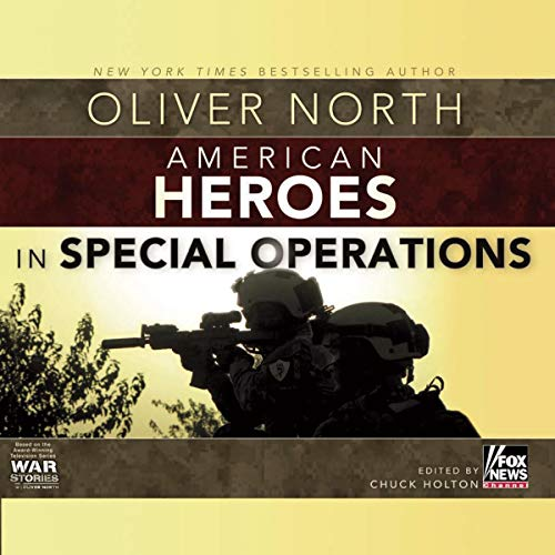 American Heroes: In Special Operations audiobook cover art