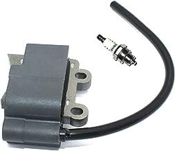 Coil Ignition Spark Plug BM6A For Echo SRM-225i SV-5C SV-5C/1 SV-5Ci SV-5H/2 TC-210 TC-210i GT-225i HC-150 HC-150i HC-151 HC-151i HC-155 SHC-225S SHR-210 SRM-225 SRM-225SB SRM-225U Parts#A411000130