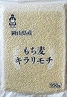 もち麦 キラリもち麦 (950g×5袋) 令和2年 岡山県産 国産