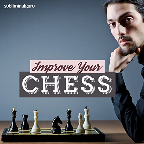 Improve Your Chess audiobook cover art