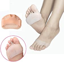 Maharsh Soft Silicone Gel Ball of Foot Pain Relief Metatarsal Cushion Pad Provide Forefoot Protection