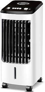 Ventilador de aire acondicionado, ventilador de enfriamiento, ventilador de enfriamiento individual humidificador, ventilador de agua móvil doméstico con control remoto, tres modos, tres velocidades