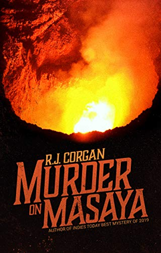 Murder on Masaya (Kea Wright Mysteries Book 3) by [RJ  Corgan]