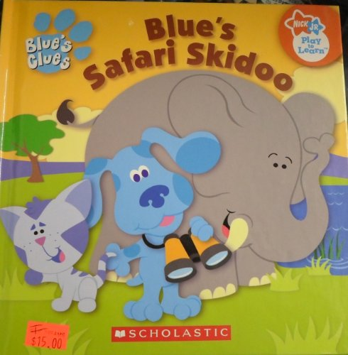 Blue's Safari Skidoo