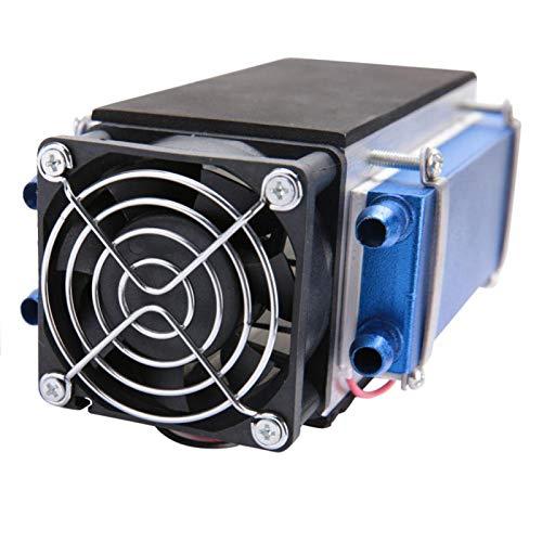 Kit de disipador de Calor para Nevera y Aire Acondicionado, Kit de Sistema de refrigeración de 12 V, para refrigeración de Camas de Mascotas