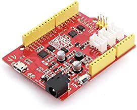 ZHIYUN Seeeduino V4.2,is an Arduino-Compatible Board, which is Based on ATmga328P MCU,14 Digital I/O Pins (6 PWM outputs),Arduino UNO bootloader,Widely Used in IoT,Smart Homes,Robot,Learning,DIY