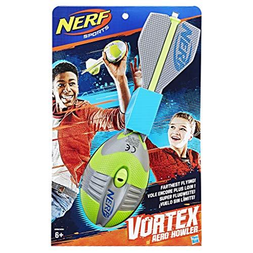 NERF A0364EU70 Nerf Sports Vortex Fußball, farblich sortiert